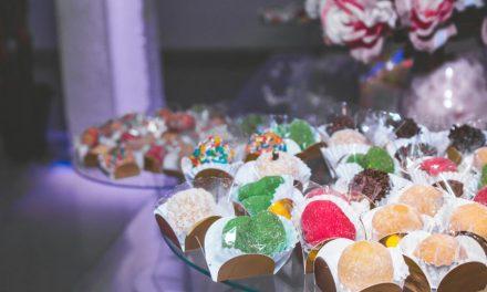 De dar água na boca! 5 ideias deliciosas de doces para casamento