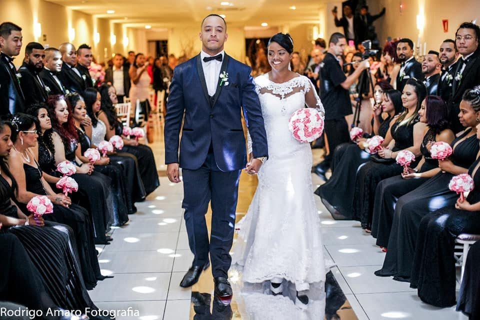 5 dicas de como escolher os padrinhos do seu casamento