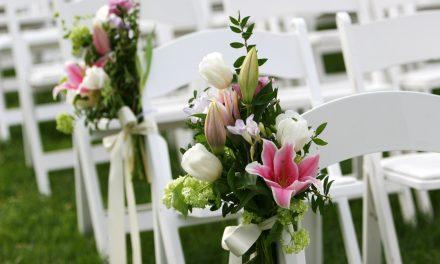 Você sabe qual o significado das flores no casamento?