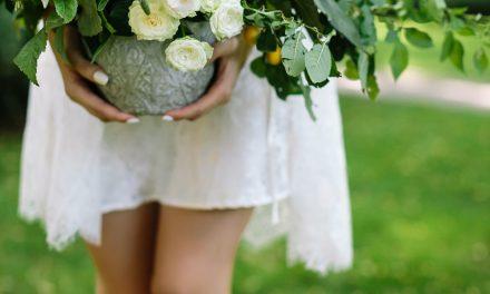 Vestidos curtos para noivas: conheça essa nova tendência
