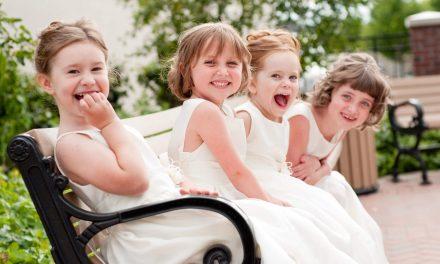 4 dicas de como lidar com crianças em casamento
