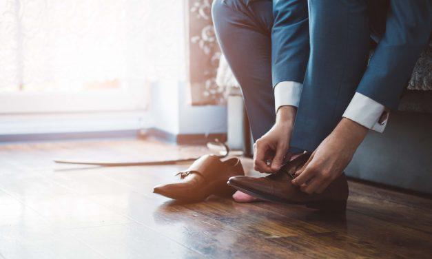 4 dicas para escolher o sapato do noivo
