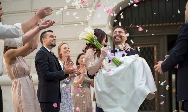 Inspire-se: 5 ideias para saída dos noivos da igreja