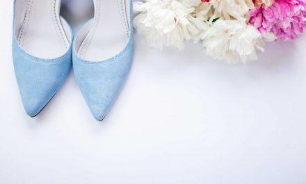 Sapato de noiva colorido: como fazer a combinação com o vestido?
